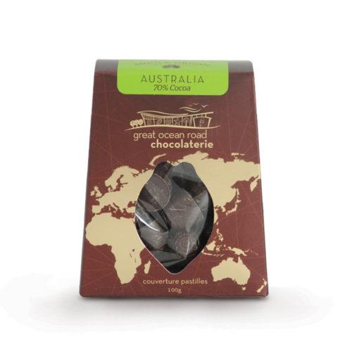 Australia 70% Single Origin Pastilles 100g